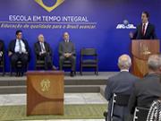 Tempo integral: Ceará é destaque do Governo Federal